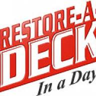 Maintaining a Deck with Restore-A-Deck Video